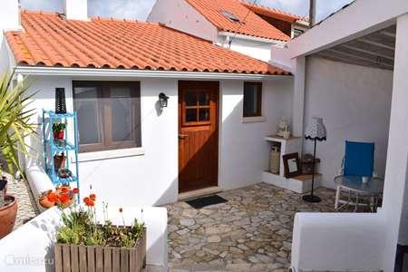 Vakantiehuis Portugal, Costa de Prata, Salir de Matos - vakantiehuis Vale da Palha - Casinha