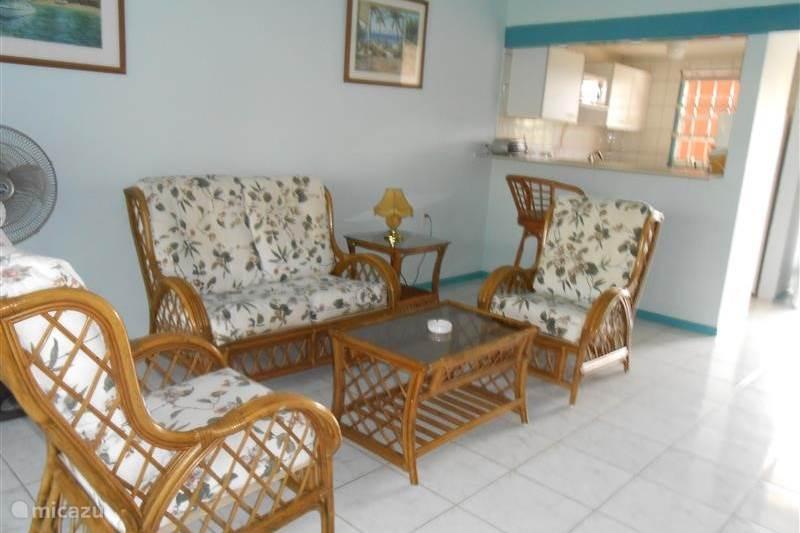 Vakantiehuis Curaçao, Curacao-Midden, Koraal Partier Appartement Ankateam app A144