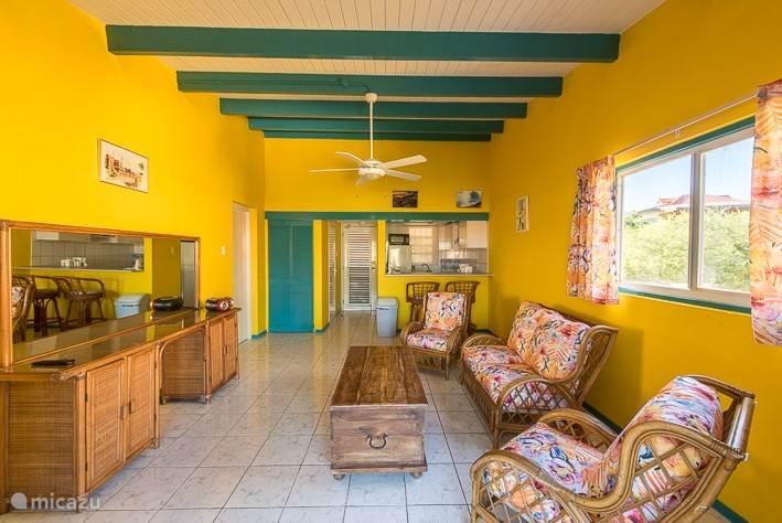 Vacation rental Curaçao, Curacao-Middle, Koraal Partier bungalow ANKATEAM Seru Coral Resort bung B26