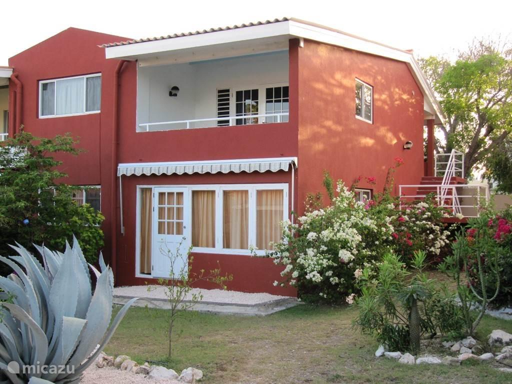 Vakantiehuis Curaçao, Curacao-Midden, Koraal Partier Appartement Ankateam app A180