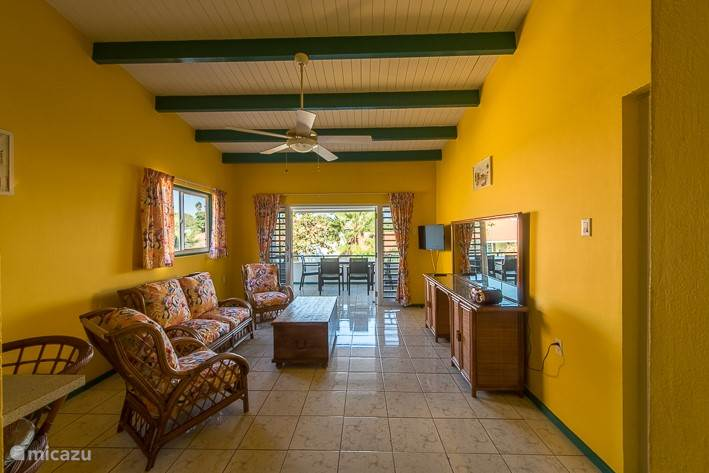 Vacation rental Curaçao, Curacao-Middle, Koraal Partier Apartment Ankateam app A180