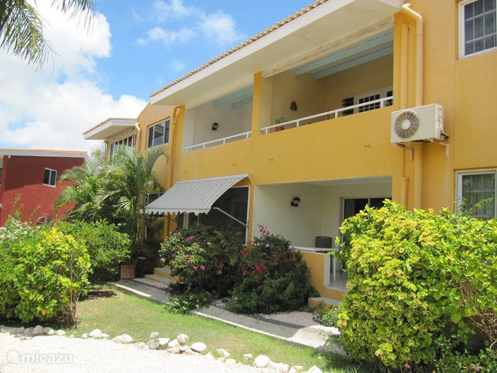 Vacation rental Curacao, Curacao-Middle, Koraal Partier apartment ANKATEAM App with 176 views