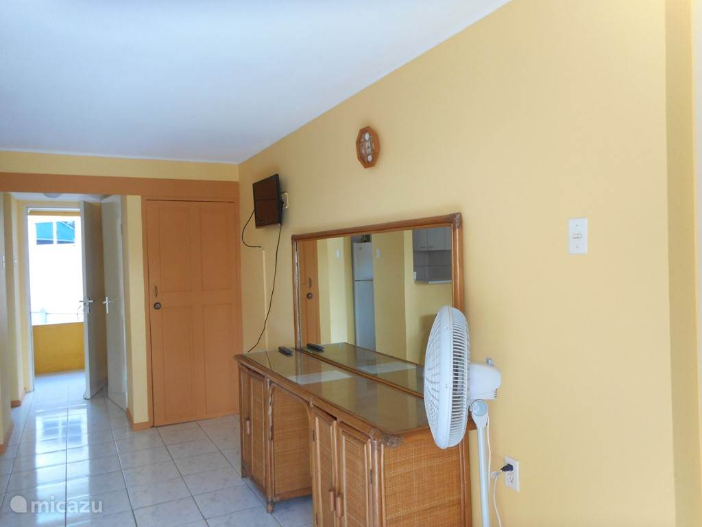 Vakantiehuis Curaçao, Curacao-Midden, Koraal Partier Appartement Ankateam App A190