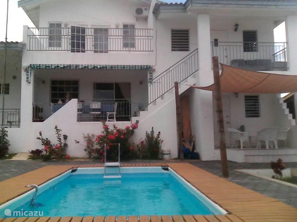 Vakantiehuis Curacao, Banda Ariba (oost), Cas Grandi appartement ANKATEAM app A1