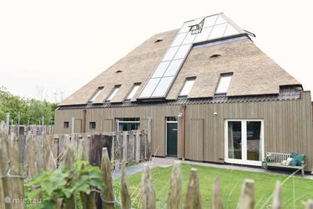 Vacation rental Netherlands, North Holland, Callantsoog holiday house Group accommodation Landzicht