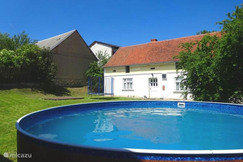 Vacation rental Czech Republic, Pilsen, Kostelec u Stribra Holiday house Nedrazice West Bohemia