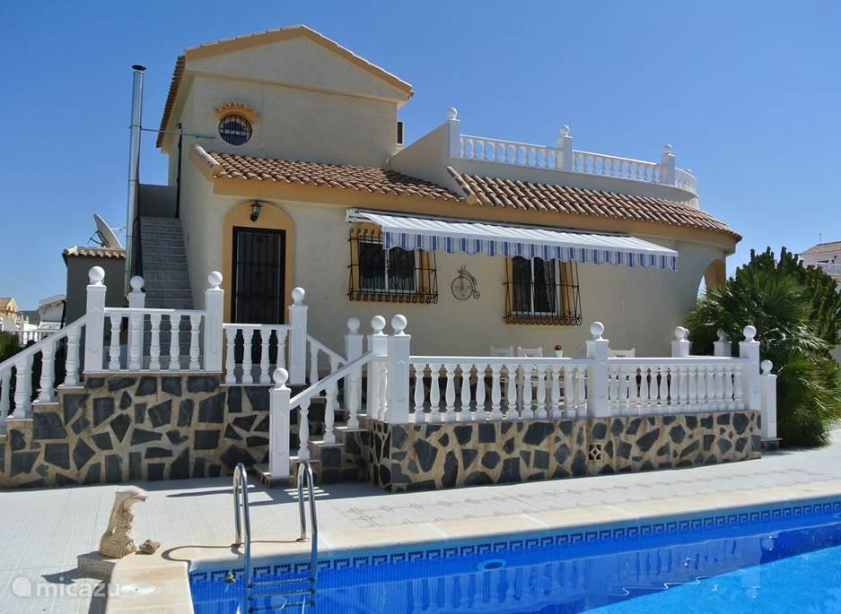 Vakantiehuis Spanje, Costa Cálida – villa Villa Delfin