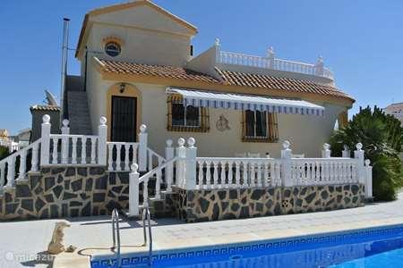 Ferienwohnung Spanien, Costa Cálida, Mazarrón villa Villa Delfin