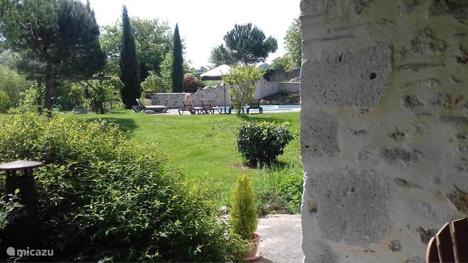 Vakantiehuis Frankrijk, Lot-et-Garonne, Casteljaloux gîte / cottage Rimbes Casteljaloux