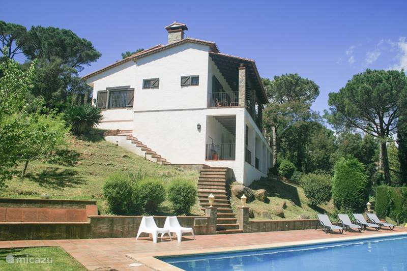 Vakantiehuis Spanje, Costa Brava, Santa Cristina d'Aro Villa Villa Adelfa