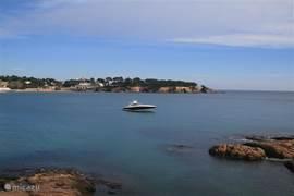 S'Agaro is nog niet ontdekt door het massatourisme. Heerlijk plek om je aan het strand te vermaken.