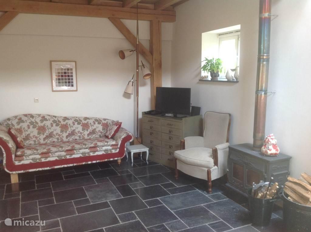 Vakantiehuis Nederland, Limburg, Vlodrop Appartement Inne Schuur
