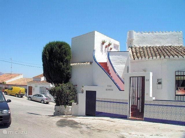 Vakantiehuis Spanje, Costa del Sol, Nerja vakantiehuis Villa Kristiina