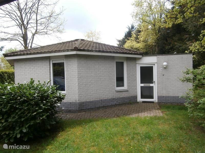 Vakantiehuis Nederland, Gelderland, Harderwijk - bungalow Het Verscholen Dorp