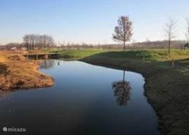 Voor golfliefhebbers zijn er op korte afstand de golfbanen Harderwold (zie foto) de prachtige Nunspeetse Golfbaan en Golfbaan Zeewolde