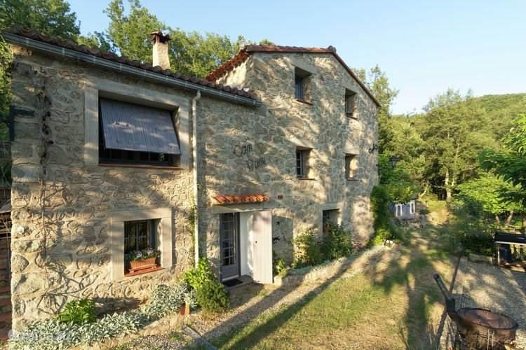 Vakantiehuis Frankrijk, Languedoc-Roussillon, Saint-Laurent-de-Cerdans Vakantiehuis Domein Mas Can Prim