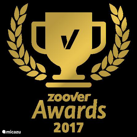 Jaren op rij won MCP de Best Recomended Award,  de laatste seizoenen ontvingen wij de Zoover GOLD  Award. Onze totaalscore van de gasten verkregen is NU 9,3  !