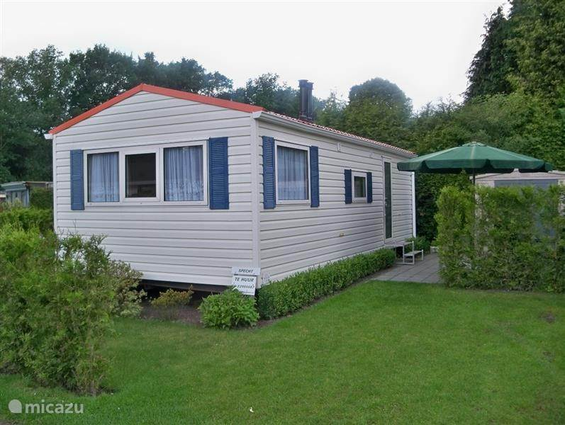 Vacation rental Netherlands – mobile home Woodpecker