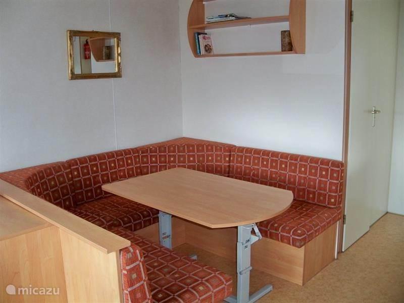Vakantiehuis Nederland, Drenthe, Vledder Stacaravan Specht