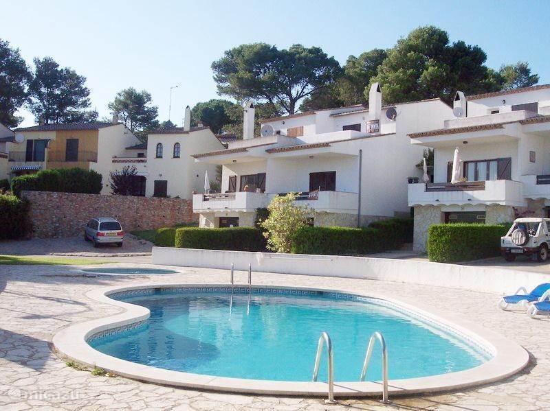 Vakantiehuis Spanje, Costa Brava, L'Estartit - vakantiehuis Montmar - Torre Vella