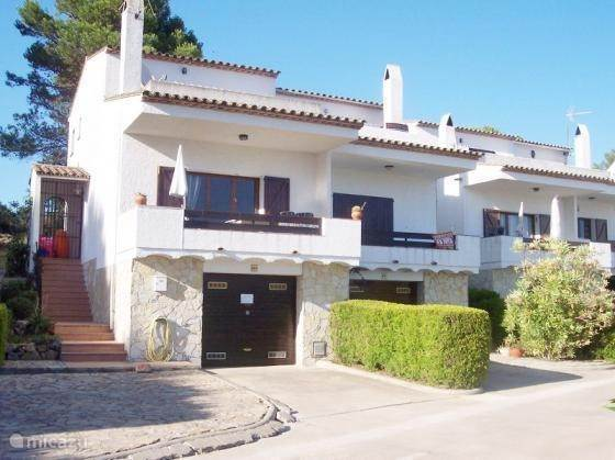 Vakantiehuis Spanje, Costa Brava, L'Estartit Vakantiehuis Montmar - Torre Vella
