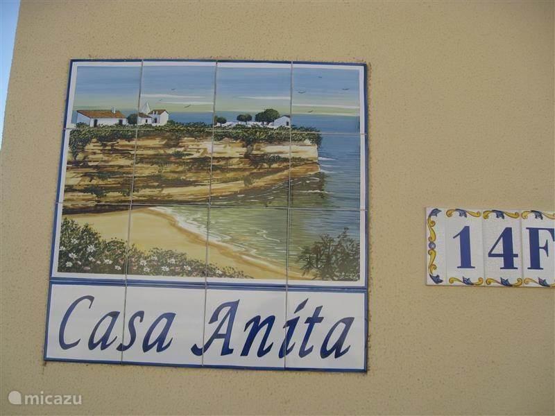 Vakantiehuis Portugal, Algarve, Carvoeiro Appartement Casa Anita