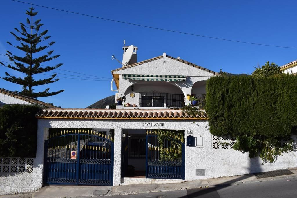Vacation rental Spain, Costa del Sol, Benalmádena villa Casa Joven