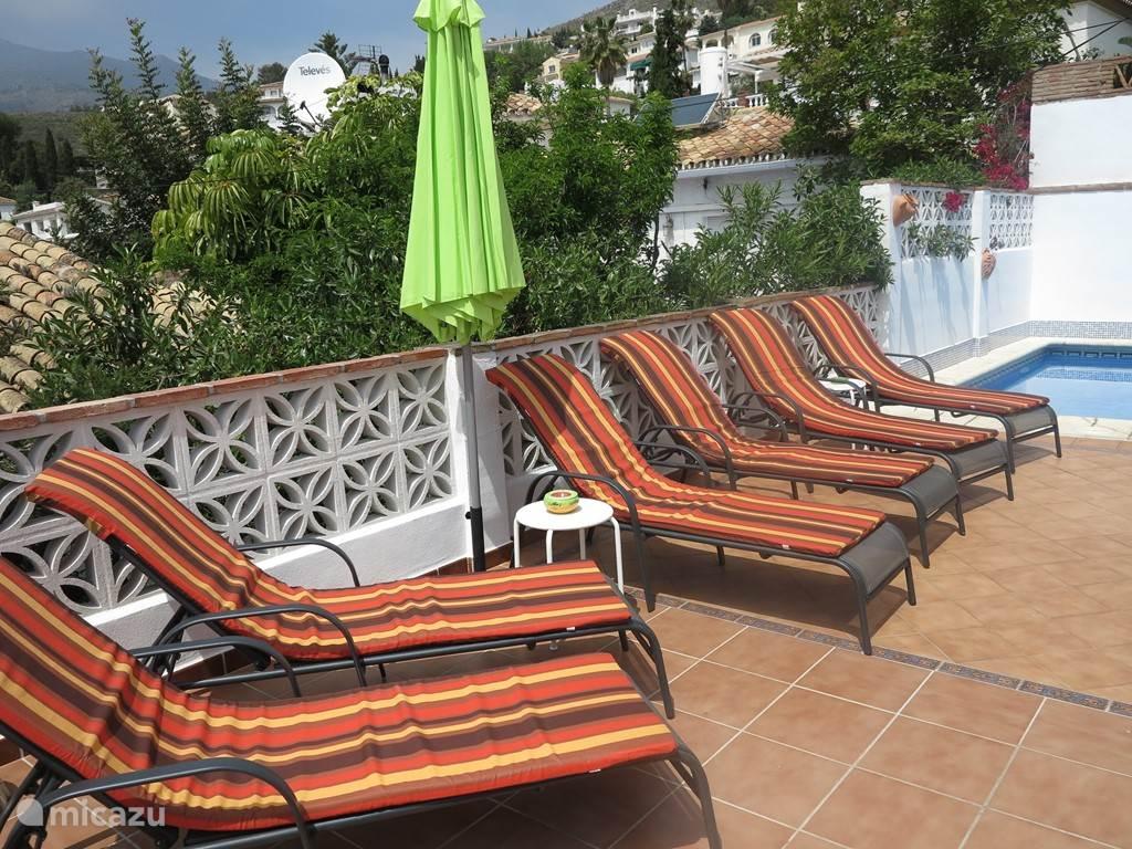 Vakantiehuis Spanje, Costa del Sol, Benalmádena Villa Casa Joven