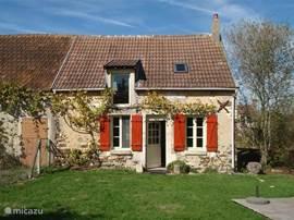 La Pichonette. Heerlijk, comfortabel vakantiehuis voor 2 personen én eventueel 2 gasten.