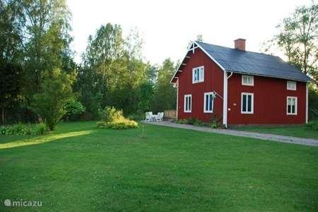 Vakantiehuis Zweden, Värmland, Ransäter villa Ransäter 't Bakhuus