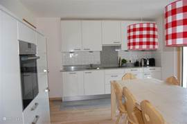 Recently (2013) fully refurbished and furnished apartment with new kitchen. Suitable for 8 people with 2 bathrooms and 2 living rooms.