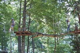 Tschagguns are several options for activities. For example, you think of a climbing forest, the roller coaster or flying fox.
