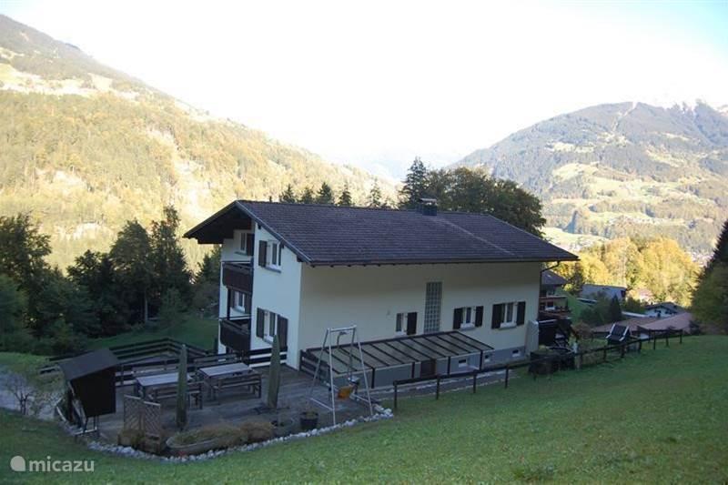 Vacation rental Austria, Vorarlberg, Schruns Apartment Enzian - Almrausch