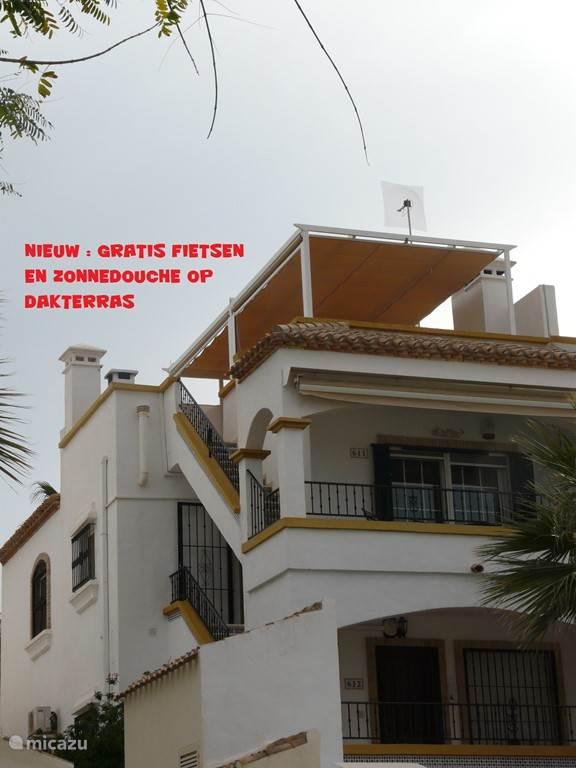 Vakantiehuis Spanje, Costa Blanca, Villamartin - vakantiehuis Casa Amelia****