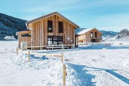 Vakantiehuis Oostenrijk, Stiermarken, Murau chalet Chalet Bellevue