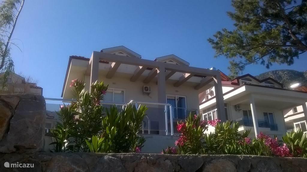 Vakantiehuis Turkije – villa Villa Oleander