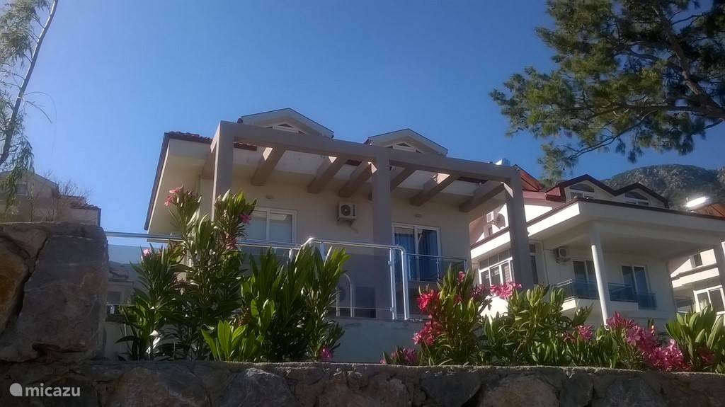 Vacation rental Turkey – villa Villa Oleander