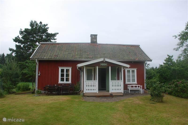 Vakantiehuis Zweden, Västergötland, Götene vakantiehuis Slåttorna