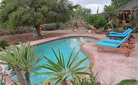 Villa Tamarinde - pooldeck