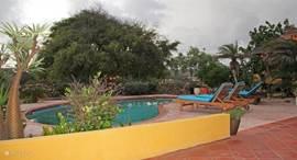 Zwembad Villa Tamarinde