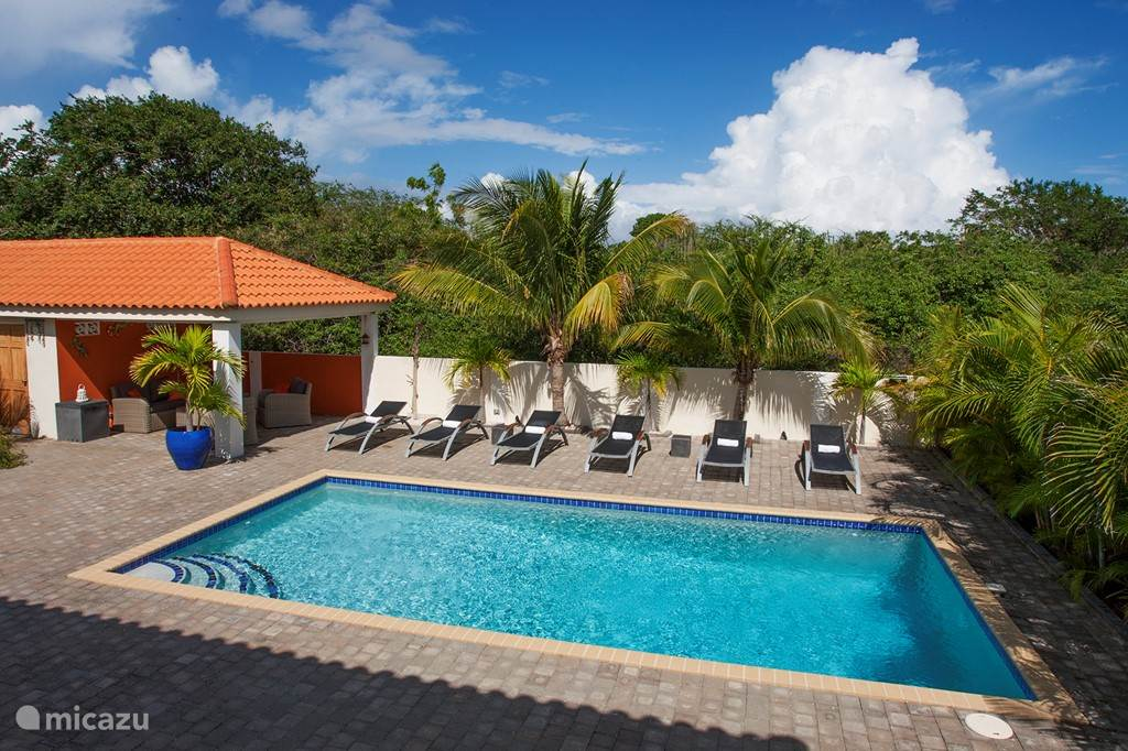Vacation rental Curaçao, Banda Ariba (East), Jan Thiel - villa Villa Noukasa