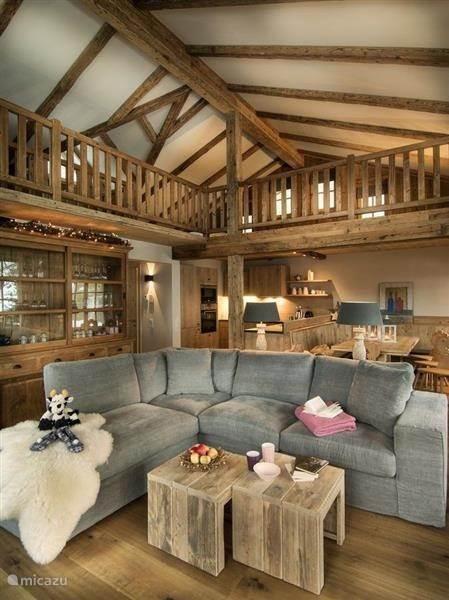 Vacation rental Austria, Salzburgerland, Hinterglemm Chalet Chalet with sauna Hinterglemm