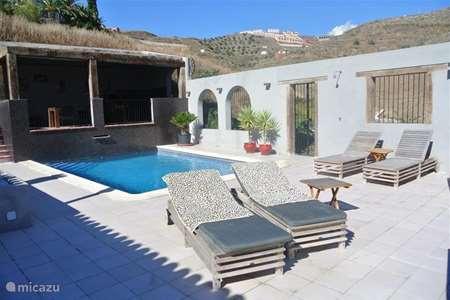 Vakantiehuis Spanje, Costa del Sol, Torrox-Costa villa Villa Asturias