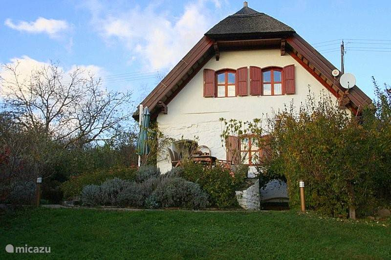 Vacation rental Hungary, Lake Balaton, Hegymagas - farmhouse The Vine Balaton