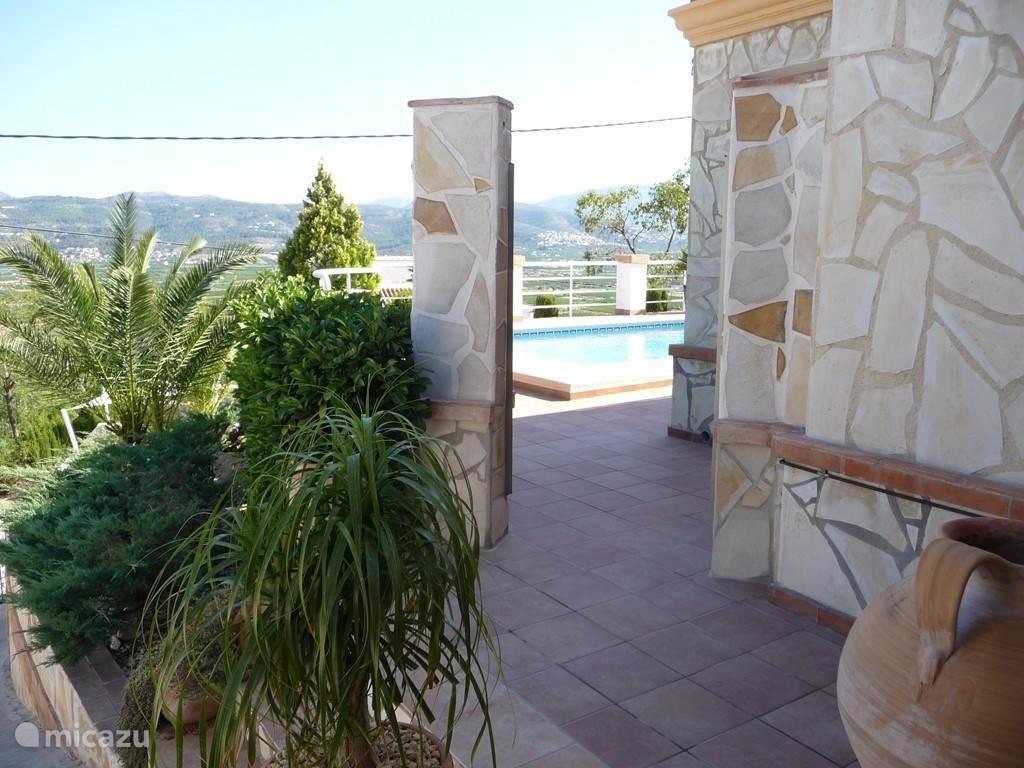 Vakantiehuis Spanje, Costa Blanca, Sanet Y Negrals Vakantiehuis Casapasjanse