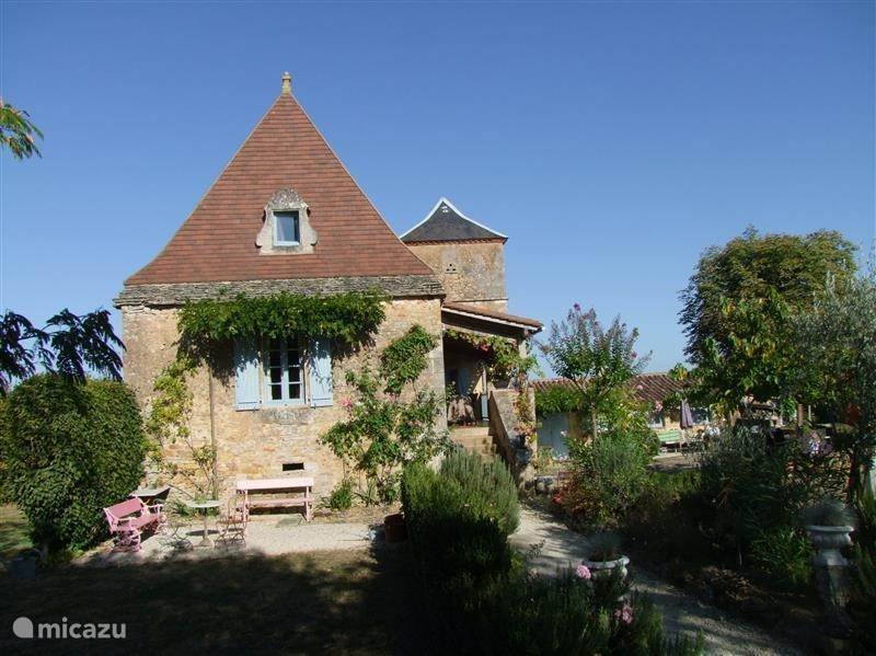 Vacation rental France, Dordogne, Villefranche Perigord holiday house Griffoul