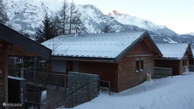 Chalet chalet französisch alpen la norma in la norma savoie