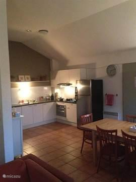 riante open keuken