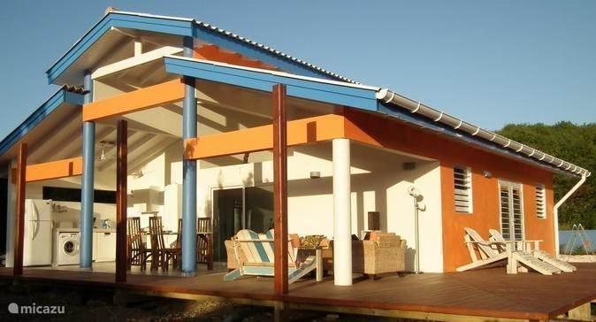 Vakantiehuis Curaçao, Banda Abou (west), Barber Vakantiehuis Tikki-Balu