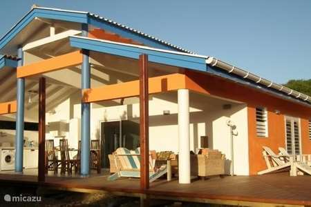 Vacation rental Curaçao, Banda Abou (West), Jan Donker - holiday house Tikki-Balu